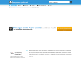 media-player-classic.programas-gratis.net