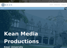 media.kean.edu