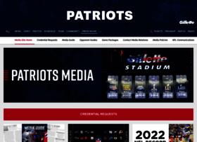 media.patriots.com