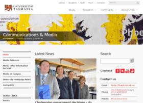 media.utas.edu.au
