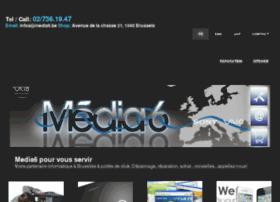 media6.be