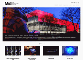 mediaarchitecture.org