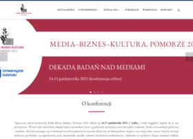mediabizneskultura.ug.edu.pl