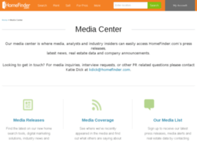 mediacenter.homefinder.com