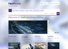 mediacentre.heathrowairport.com