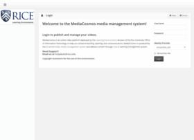 mediacosmos.rice.edu