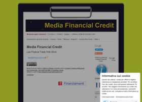 mediafinancialcredit.jimdo.com