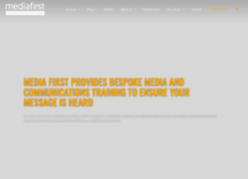 mediafirst.co.uk