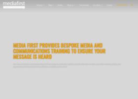 mediafirst.co.uk
