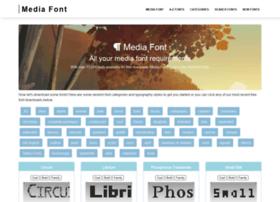 mediafont.com
