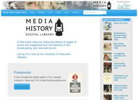 mediahistoryproject.org