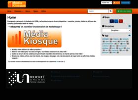 mediakiosque.univ-pau.fr