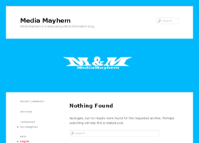 mediamayhem.com