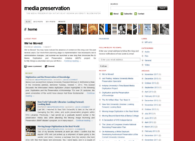 mediapreservation.wordpress.com