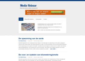 mediarelease.nl