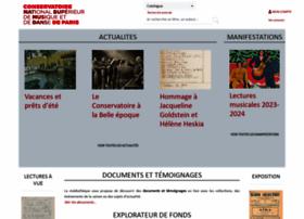 mediatheque.cnsmdp.fr