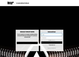 mediatheque.renault.com
