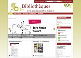 mediatheque.ville-saintjeandelaruelle.fr