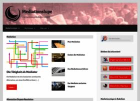 mediationslupe.de