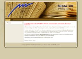 mediator-printers.co.za