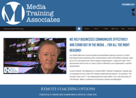 mediatrainingassociates.co.uk