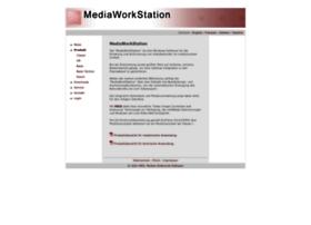 mediaworkstation.de