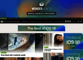 medical-diagonosis.wonderhowto.com