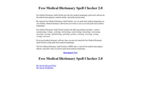 medical-dictionary-software.com