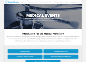 medical-events.info