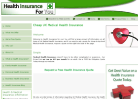medical-insurance-compare.co.uk