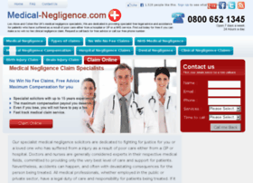 medical-negligence.com