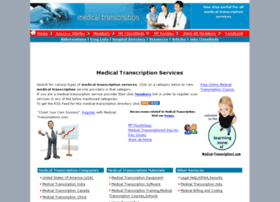 medical-transcription1.com