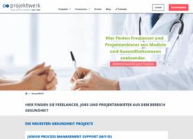 medical.projektwerk.com