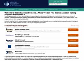 medicalassistantschools.com