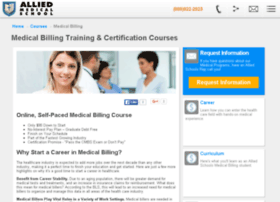 medicalbillingcourses.com