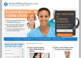 medicalbillingdegrees.com