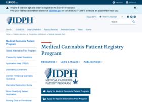 medicalcannabispatients.illinois.gov