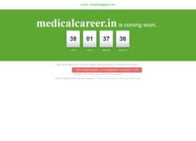 medicalcareer.in
