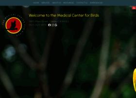 medicalcenterforbirds.com