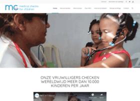medicalchecksforchildren.org