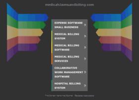 medicalclaimsandbilling.com