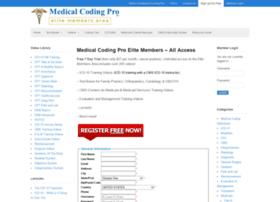 medicalcodingpromembers.com