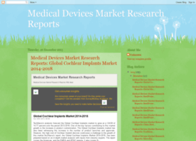 medicaldevicesmarketresearchreports.blogspot.in