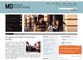 medicaldissertations.com