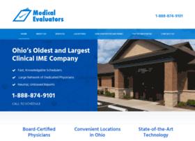 medicalevaluators.com