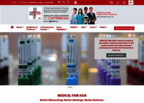 medicalfair-asia.com