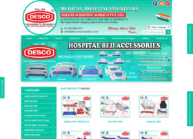 medicalhospitalfurnitures.com