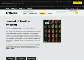 medicalimaging.spiedigitallibrary.org