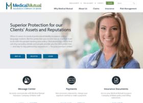 medicalmutual.com