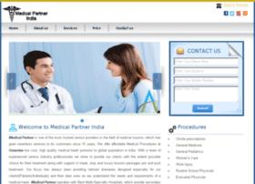 medicalpartnerindia.com